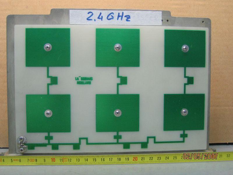 Панельные антенны своими руками 33